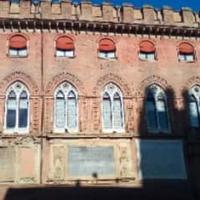 Riflesso su Palazzo d'Accursio - Marco Brosco - Bologna (BO)