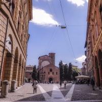 Una piazza per sette meraviglie - Luca Nacchio - Bologna (BO)