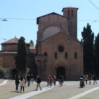 Vista piazza Santo Stefano - Eduardo Larocca - Bologna (BO)