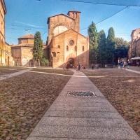 Chiesa e piazza Santo Stefano - Maraangelini - Bologna (BO)