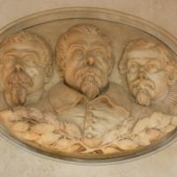 Tullo Golfarelli I Carracci portici via Belle Arti Pinacoteca Nazionale di Bologna - Nicola Quirico - Bologna (BO)
