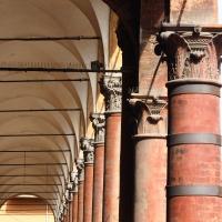 Portico Via D'Azeglio - AlessandraLuna - Bologna (BO)