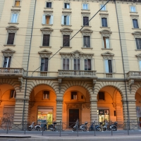 Bologna Portici di Via dei Mille - FrancescoLama - Bologna (BO)