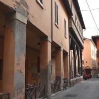Portici via Marsala - palazzo Grassi - Bologna - Nicola Quirico - Bologna (BO)