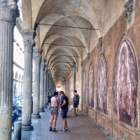 Portico di via Zamboni - Maraangelini - Bologna (BO)
