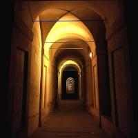 Portici San Luca in veste notturna - Ale.lep - Bologna (BO)
