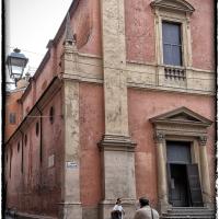 Chiesa dei Celestini in via D'Azeglio - Claudio alba - Bologna (BO)