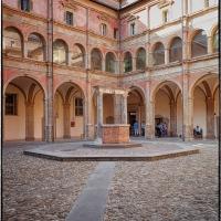 Chiostro del Convento di San Giovanni in Monte - Claudio alba - Bologna (BO)
