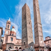 Asinelli e Garisenda - Vanni Lazzari - Bologna (BO)
