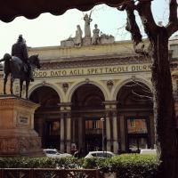 Monument to Giuseppe Garibaldi (Bologna) 4 - Anita.malina - Bologna (BO)