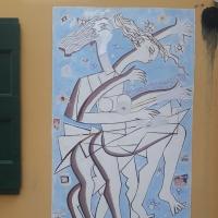 Dipinto a Dozza - Rakel ytal - Dozza (BO)