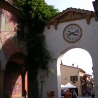 Gli archi del tempo - Marmarygra - Dozza (BO)