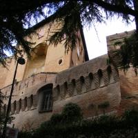 Vista dal sentiero di sant anastasia - Marmarygra - Dozza (BO)
