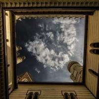 Rocchetta Mattei - Dal cortile interno - Angelo nastri nacchio - Grizzana Morandi (BO)