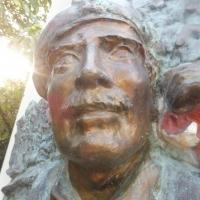 Monumento al II Corpo d'Armata Polacco - viso - MauroLattuga - Imola (BO)