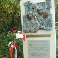Monumento al II Corpo d'Armata Polacco - MauroLattuga - Imola (BO)