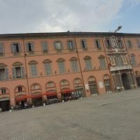 Palazzo Comunale - facciata ingresso - MauroLattuga - Imola (BO)