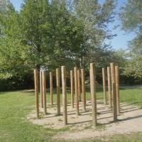 Parco delle Acque Minerali - giochi - Maurolattuga - Imola (BO)