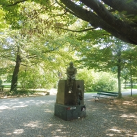 Parco delle Acque Minerali - Monumento Senna - Maurolattuga - Imola (BO)