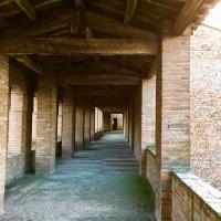 Imola - Rocca Sforzesca - camminamento sulle nura - Clo5919 - Imola (BO)
