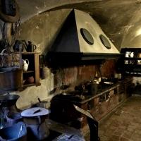 Imola - Rocca Sforzesca - cucina della roca -fuochi di fottura - Clo5919 - Imola (BO)