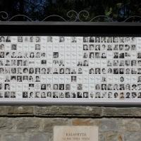 Marzabotto, sacrario ai caduti (09) - Gianni Careddu - Marzabotto (BO)