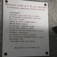 Marzabotto, sacrario ai caduti (37) - Gianni Careddu - Marzabotto (BO)