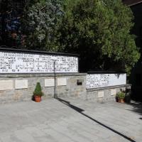 Marzabotto, sacrario ai caduti (04) - Gianni Careddu - Marzabotto (BO)