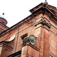 Ex Chiesa del Carmine Particolare lato est - Marto1954 - Medicina (BO)