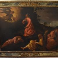 Autore ignoto, Orazione di Cristo nell'orto del Gethsemani, Pinacoteca Civica Pieve di Cento - Nicola Quirico - Pieve di Cento (BO)