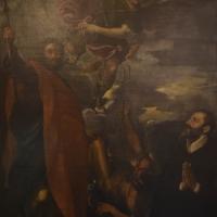 Scarsellino, San Michele Arcangelo combatte contro Satana, Pinacoteca Civica Pieve di Cento - Nicola Quirico - Pieve di Cento (BO)