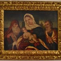 Autore ignoto, Madonna con Bambino tra San Giuseppe e San Simone, Pinacoteca Civica Pieve di Cento - Nicola Quirico - Pieve di Cento (BO)