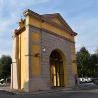 Porta Cento, Pieve di Cento (Bologna) - Nicola Quirico - Pieve di Cento (BO)