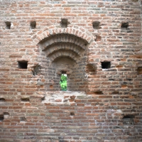 Feritoia Rocca di Pieve di Cento - Nicola Quirico - Pieve di Cento (BO)