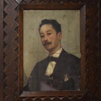 Ritratto di Giuseppe Zacchini Museo delle Storie di Pieve - Nicola Quirico - Pieve di Cento (BO)