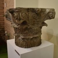 Capitello romano Museo delle Storie di Pieve - Nicola Quirico - Pieve di Cento (BO)