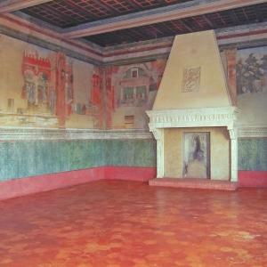 Castello di Bentivoglio - Sala del Pane foto di: |Istituto Ramazzini| - Istituto Ramazzini