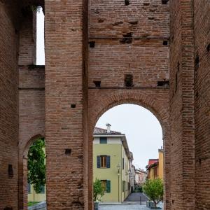 Rocca di Pieve di Cento - La Rocca foto di: Associazione Tempo e Diaframma - Cristina Ferri - archivio comunale