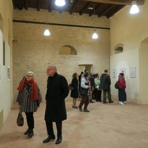 Rocca dei Bentivoglio - Mostre foto di: |Elisa Schiavina| - Fondazione Rocca dei Bentivoglio