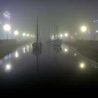 Porto canale di Cesenatico - Bassanan - Cesenatico (FC)