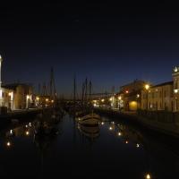 Porto canale di Cesenatico 2 - Bassanan - Cesenatico (FC)