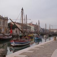 Cesenatico - Porto Canale di Leonardo da Vinci - SimonePascuzzi - Cesenatico (FC)