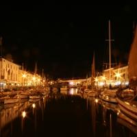 Porto leonardesco cesenatico di notte - Edisonblus - Cesenatico (FC)