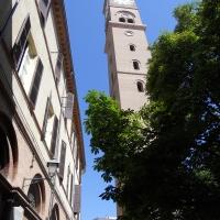 Torre Civica dal basso - PacoPetrus - Forlì (FC)