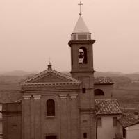 """Chiesa Parrocchiale """"Sant'Agata"""" - Giovanni1984 - Montiano (FC)"""