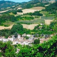 Panorama alta valle e crinale appennino 2 - GiancarloFabi - Santa Sofia (FC)