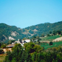 Panorama alta valle e crinale appennino 1 - GiancarloFabi - Santa Sofia (FC)