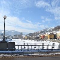 La nevicata 2012 - Francescarenzi - Santa Sofia (FC)