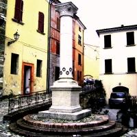Colonna dell'ospitalità Bertinoro - Zitumassin - Bertinoro (FC)