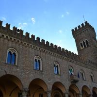 Facciata del Palazzo Comunale - -Riccardo29- - Bertinoro (FC)